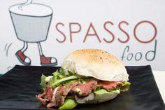 #spassofood #spassofoodapertura #paninoconroastbeef #genuinità #food #rediroma