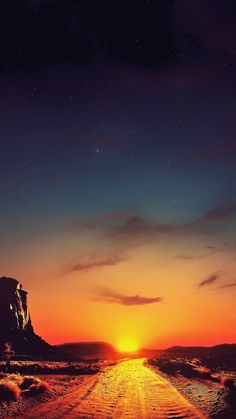 After the sunset #wallpaper #iphone #android #background #followme