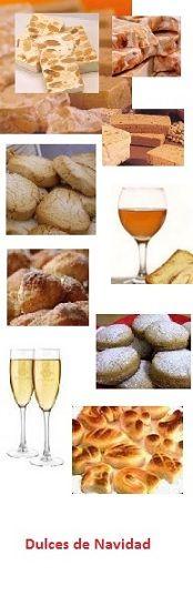 Mis recetas - Blog: Dulces y postres navideños típicos en España