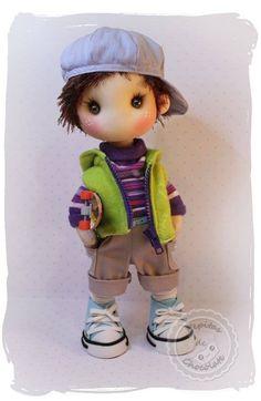 Видео мастер-классы кукла Мальчик - Форум