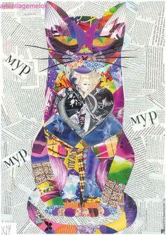 cat/кот my author cards you can buy мои авторские открытки вы можете купить