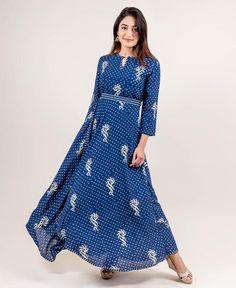 d2c8938ec2 20 Best Indigo Blue Designer Clothing India images in 2019
