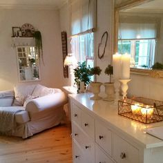 Shabby and Charme: Nordic style…a casa di Anne