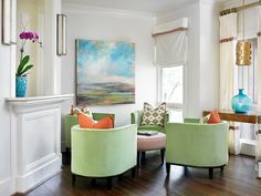 House of Turquoise: Olive Interiors