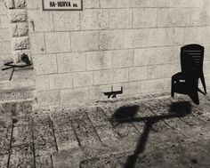 'Chair and Square' #Jerusalem #Israel October 2013