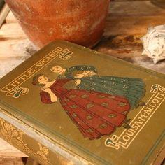 Vintage Little Women - 1915 Edition Å for ein nydelig utgave :) Little Women av Louisa M Alcott sin plass på lista over klassikera er velfortjent.