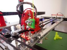 Ike:Core - 3D printer based on CoreXY by jayftee - Thingiverse