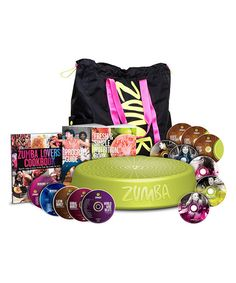 Look what I found on #zulily! Zumba® Incredible Results Ultimate DVD System by Zumba® #zulilyfinds