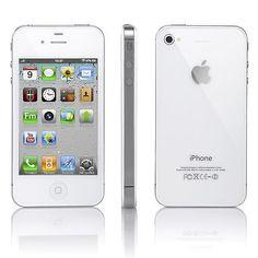 Apple MF268LL/A iPhone 4S 8GB White- Boost Mobile (PL1-7273-MF268LLA-NOB) | eBay