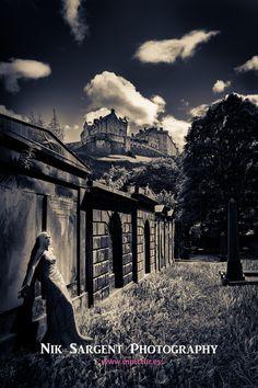 Flower of Scotland  (In the shadow of #Edinburgh #Castle)