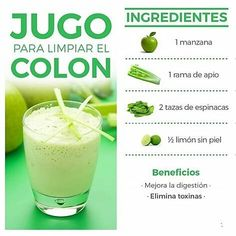Colon Cleanse Detox Detox Your Colon Healthy Menu Healthy Juices Healthy Smoothies Healthy Drinks Healthy Recipes Healthy Tips Diet Recipes Healthy Juices, Healthy Smoothies, Healthy Drinks, Healthy Recipes, Detox Juices, Nutrition Drinks, Healthy Food, Detox Diet Drinks, Detox Juice Recipes