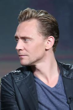 Tom Hiddleston speaks onstage during The Night Manager panel as part of the AMC Networks portion of This is Cable 2016 Television Critics Association Winter Tour at Langham Hotel on January 8, 2016 in Pasadena, California. Full size image: http://ww1.sinaimg.cn/large/6e14d388gw1ezszk5931jj22bc1mse81.jpg Source: Torrilla, Weibo