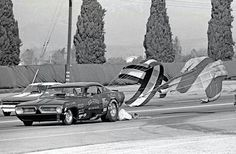 Big John Mazmanian - Funny Car Racing