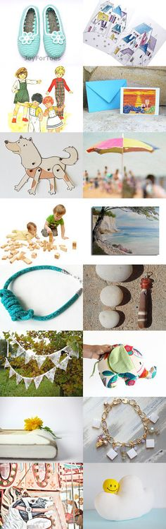 Maket the Most of Summer Vacation by Paula Mucha on Etsy--Pinned with TreasuryPin.com