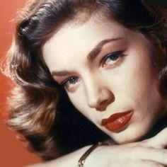 Love Lauren Bacall