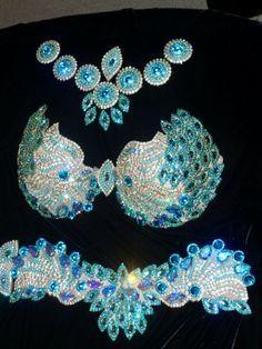 Дизайн костюмов для восточных танцев от Майи Лихачевой - Страница 18 - Форум танца живота