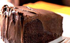 Receita de bolo tentação de chocolate para a fase estabilização dukan.