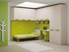 #Arredamento #Cameretta Moretti Compact: Catalogo Start Solutions 2013 >> LH22 http://www.moretticompact.it/start.htm