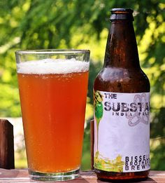 Bissell Bros The Substance IPA. Damn. Just damn. Portland, ME brew