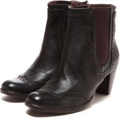 boots / ShopStyle: Himiko 卑弥呼 6.0cmヒールサイドゴアショートブーツ  - shopstyle.co.jp