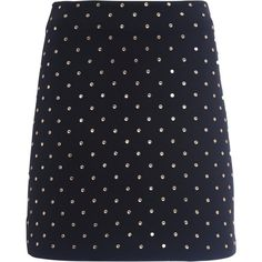 French Connection Diamond Drop Jersey Mini Skirt, Black/Diamante (3.495 RUB) ❤ liked on Polyvore featuring skirts, mini skirts, french connection, floral print a-line skirt, a-line skirt, french connection skirts and patterned mini skirt
