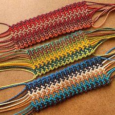 "Macrame ""Inca's path"" knot bracelet, soon on Etsy too  #macramebracelets #incaspath #macrame #sanpedrodeatacama #handmadegifts #buyhandmade #supportthemakers #handcrafted #madebyhandmeansmadewithlove #MacrameAndino"