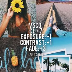 summer vsco filter by lauraxhood