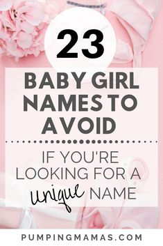 Looking for a unique baby name for your baby girl? If you are pregnant and dream. Popular Baby Girl Names, List Of Girls Names, Unique Baby Names, Boy Names, 2017 Baby Girl Names, Names Baby, Trauma, Hispanic Baby Names, Mom Survival Kit