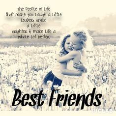 """THIS IS A """"TRUE"""" BFF"""