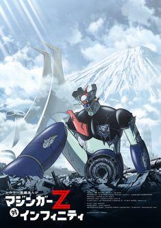 Damaged Mazinger-Z (Classic Version) Old Cartoon Movies, Old Cartoons, Gundam, Battle Robots, Robot Cartoon, Father Time, Super Mario World, Super Robot, Thundercats