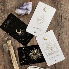 The Moon Tarot Card, Tarot Card Decks, Diy Tarot Cards, Tarot Cards For Sale, Egyptian Symbols, Mayan Symbols, Viking Symbols, Viking Runes, Ancient Symbols