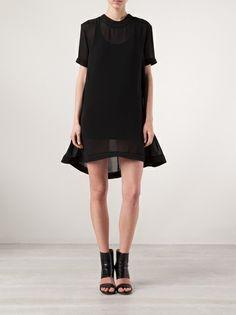 LEA PECKRE - flared dress