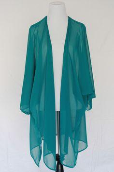 Jade Kimono