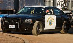 CHP Dodge Charger HEMI