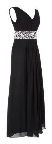 Size 20 black cocktail dress