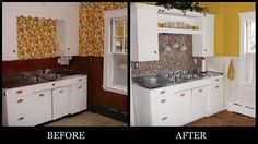 The $645 kitchen remodel - Yahoo! Homes  Are you considering an remodeling project to update your primary residence, investment income property or vacation home on a planned modest budget?  Some of these ideas may influence you!