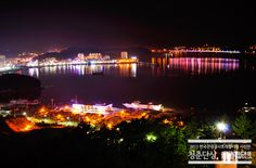 [전남 완도] 완도타워 야경, Wando Port  photographed by 김나윤