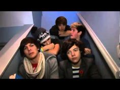 One Direction-video diary week (6-9)