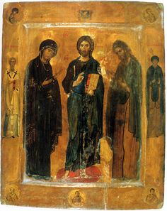 Byzantine icons of Sinai - Icons - Gallery - Web gallery of art Byzantine Icons, Byzantine Art, Religious Icons, Religious Art, Saint Catherine's Monastery, Christ Pantocrator, Russian Icons, Web Gallery, Orthodox Icons