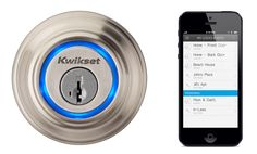 iPhone-Operated Digital Lock Makes House Keys a Thing of the Past | Gadget Lab | Wired.com
