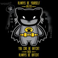 Woot!: Always Be Yourself