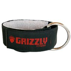 Grizzly Fitness 2-Inch Nylon Ankle Straps * You can get more details by clicking on the image. (This is an affiliate link) #SportsMedicine