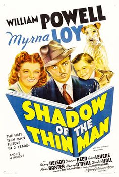 SHADOW OF THE THIN MAN 1941