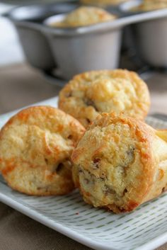 1000+ images about Popovers on Pinterest | Sausage potatoes, Upside ...