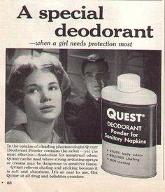Quest Feminine Deodorant