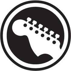 Rock Band - Guitar (Logo)
