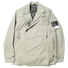 Stone Island Shadow Project Trench Coat