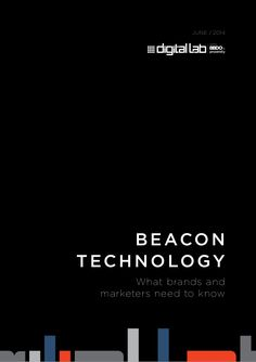 Beacon Technology: What Brands and Marketers Need to Know