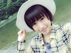 Tomonaga Mio (朝長 美桜) ~❤ #AKB48 #朝長美桜