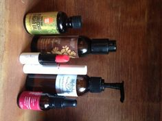 oils to clean skin
